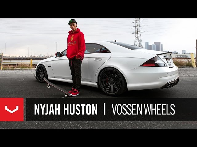 Nyjah Huston   Day in the Life   Vossen Wheels