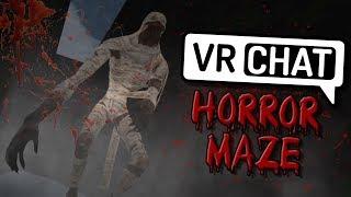 VRChat Horror Maze?