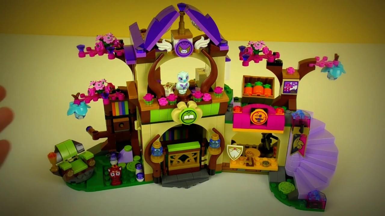 Lego Elves Sekretne Targowisko Recenzja Youtube