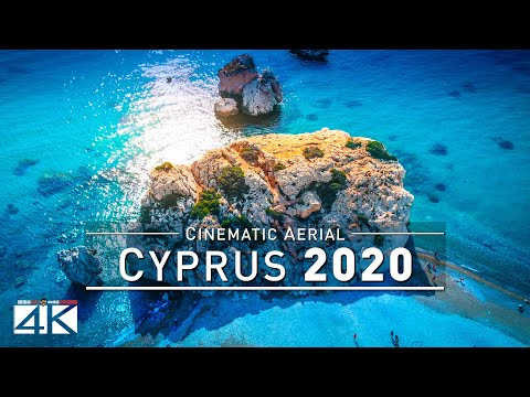 【4K】Beautiful CYPRUS from Above 2020 | Cinematic Wolf Aerial™ Drone Film
