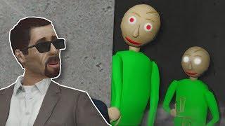BALDI ZOMBIE APOCALYPSE? - Garry's Mod Gameplay - Zombie Baldi Survival