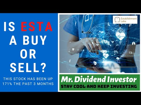 IS ESTA A BUY OR SELL? I Establishment Labs Holdings I ESTA STOCK I CHECK THIS ONE OUT!!!