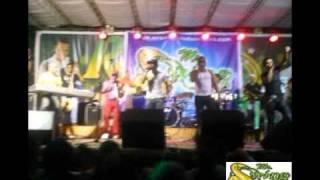 La Diabla - Mayimbe (ESTRENO 2011) - En La Cubanada De Mr SwinG En El Club Revolver 18-06-11