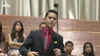 Pregação Daniel Pentecoste - Culto ASD 12 de junho | ADTAG