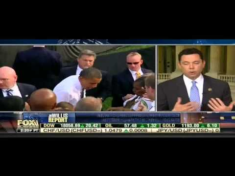 Chaffetz talks about Secret Service report on Fox Business, 4/23/15