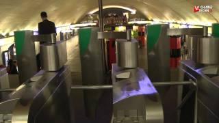 On a testé le wifi gratuit dans le métro parisien