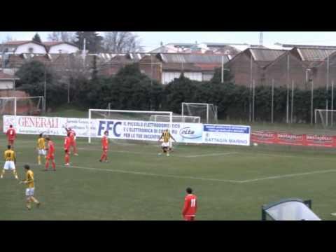 18/12/2011 - 17^ girone di andata Giorgione -vs- A.C. MM Sarego 0-1 (89' Vianello)