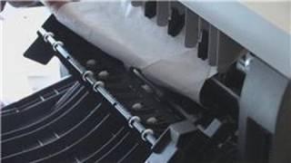 Computer Basics : How to Fix a Paper Jam in a Copy Machine