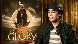 Gambar cover Actor admires Mexican martyr's strong defense of the faith