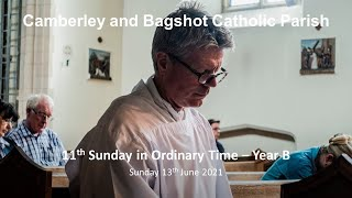 Homily 11th Sunday in Ordinary Time Year B