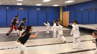 BOca Kids Martial Arts