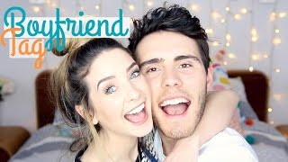The Boyfriend Tag | Zoella