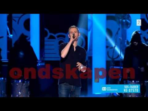 Lars Vaular - Tåken - Live @ TV2 15.12.12