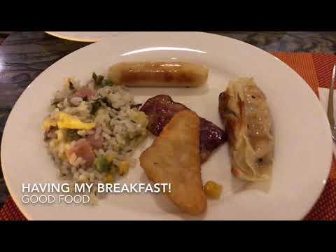 Holiday Inn Hangzhou City Center Buffet Breakfast China