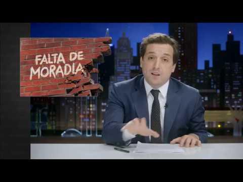 GREG NEWS com Gregório Duvivier | Moradia