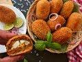 ডিমের ডেভিল   কিমা-এগ ডেভিল  Dimer Devil   Famous Bengali Egg Devil Recipe with keema
