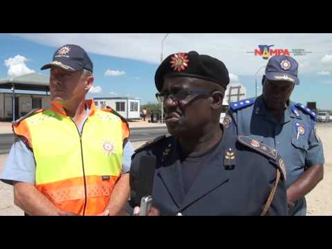 NAMPA: WHK Police festive season operations 24 Dec 2012.mov