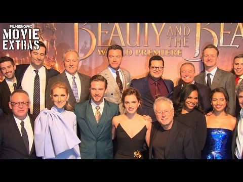 Beauty and the Beast | World Premiere with cast interview