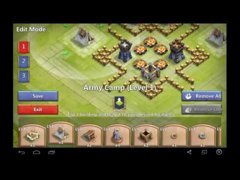 Castle Clash : Town Hall Lvl 8
