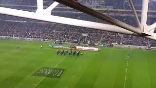 Ireland v Argentina 2018 Autumn Series Aviva Stadium Ireland