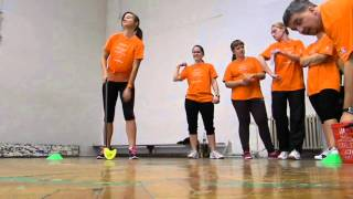 MOVE WEEK T.J. SOKOL Přerov 2015 - Rope Skipping