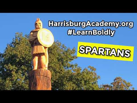 Harrisburg Academy Welcomes its Newest Spartan to Campus