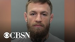 UFC fighter Conor McGregor arrested in Miami Beach