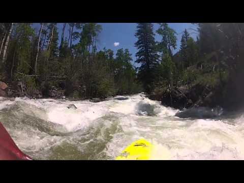 High Water Clear Creek 2015
