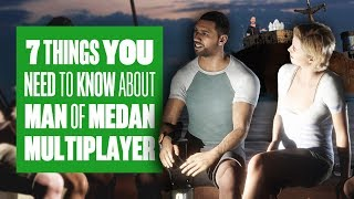 7 Things To Know About Man of Medan Multiplayer Gameplay - SHARED STORY AND MOVIE NIGHT EXPLAINED!