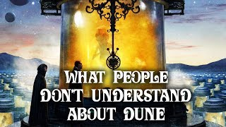 5 Misconceptions About The Dune Saga
