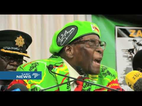 Mugabe to reshuffle his cabinet