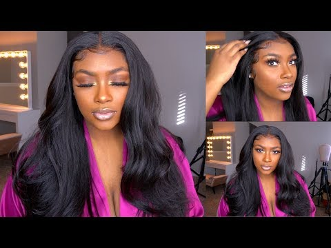 African American Hair Texture Dupe|Light Yaki Wig Review| OMGHERHAIR.COM