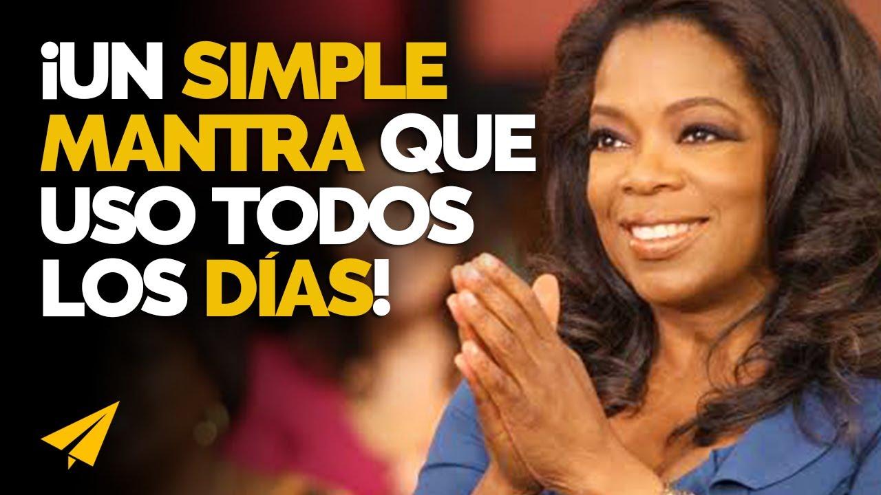 Los 6 MEJORES MOMENTOS de Oprah Winfrey en Español