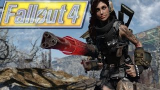 fallout 4 mods sole survival vault gun arsenal fo4 february mods