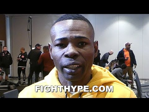 """GUILLERMO RIGONDEAUX SAYS INOUE IS NO MONSTER; DISMISSES RESUME & """"DIFFERENT"""" DONAIRE FIGHT"""
