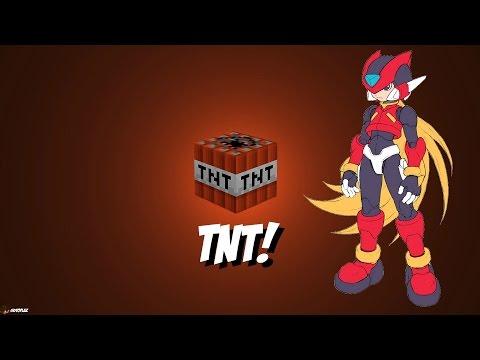 Minecraft - Mundo de TNT
