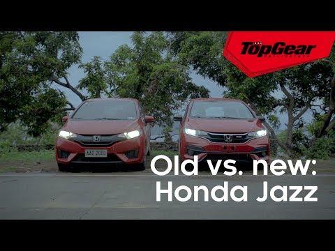 Old Vs. New: Honda Jazz