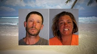 Couple Arrested After Getting Caught Having Sex On The Beach