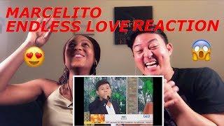 Marcelito Pomoy Endless Love REACTION
