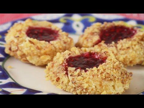 Thumbprint Cookies Recipe Video