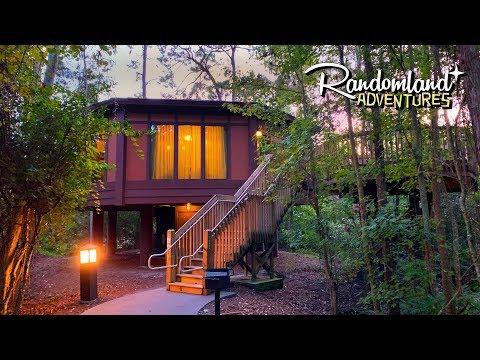 Treehouse Villa At Walt Disney World - Most EPIC Hotel Room Ever!?