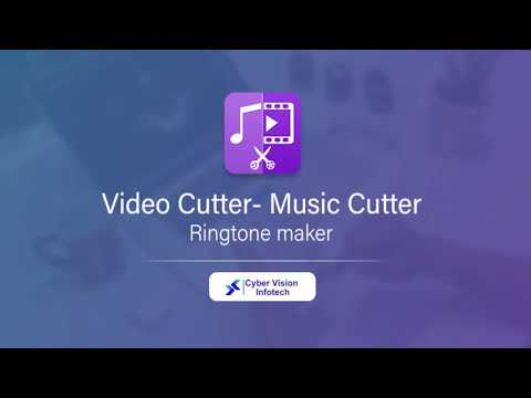 MP3 Cutter App | Video Cutter | Audio Merger | Video Merger | Ringtone Maker