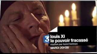 Louis XI, Le Pouvoir Fracassé - un téléfim ALCHIMIC FILMS - Trailer France 3