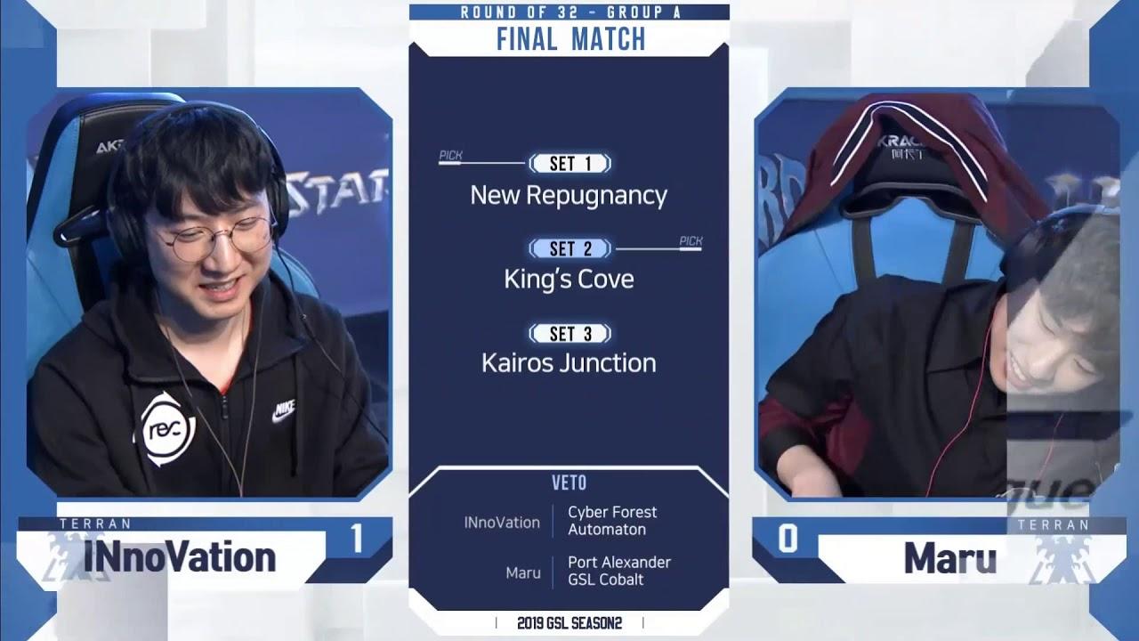 Download ESP [2019 GSL S2] Ro.32 Group A Match5 (Final Match) InNoVation vs Maru