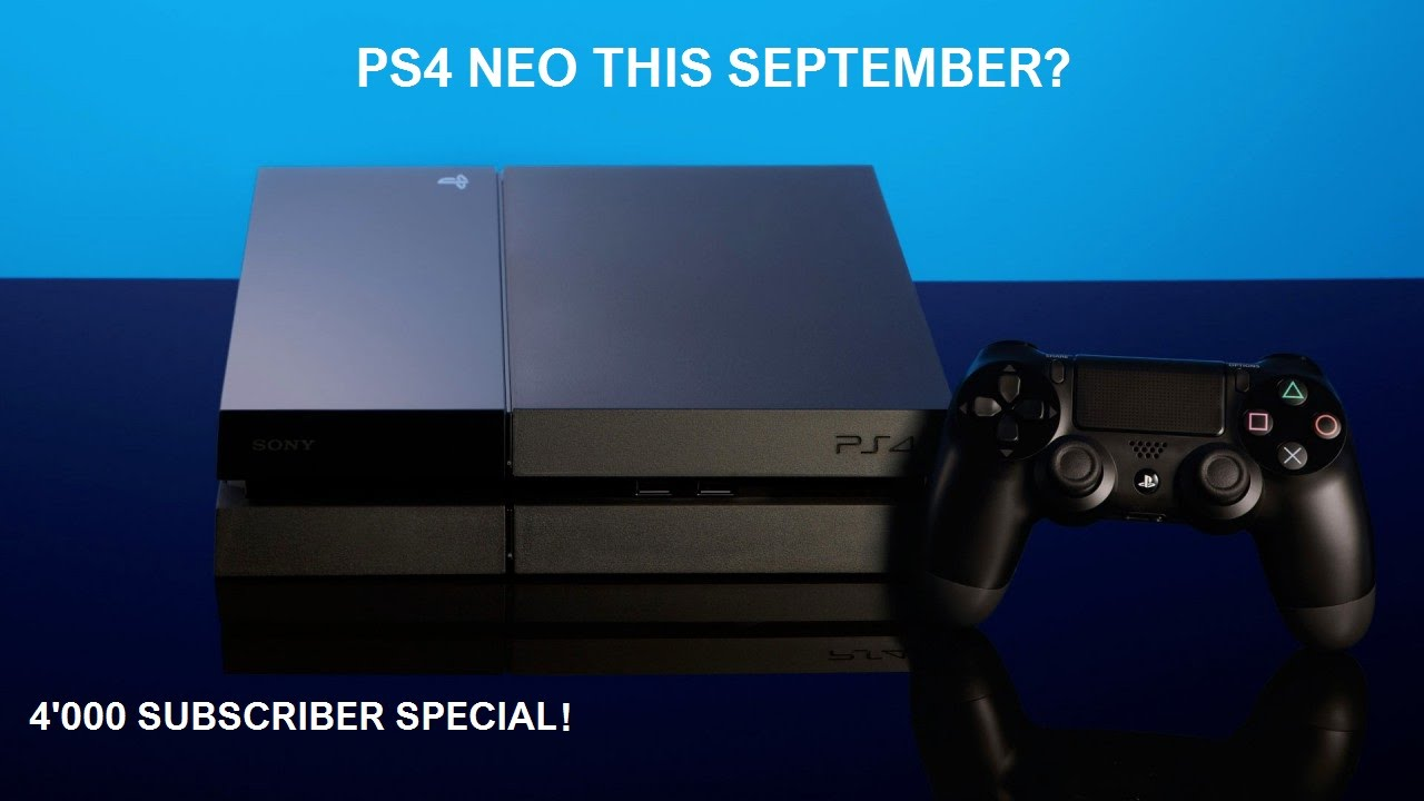 ps4 neo launching september ps4 elite controller coming no man 39 s sky lawsuit youtube. Black Bedroom Furniture Sets. Home Design Ideas