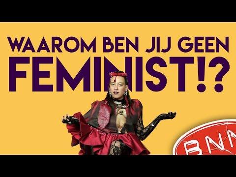 7,1 billion shades of femism  QUEER AMSTERDAM BNN