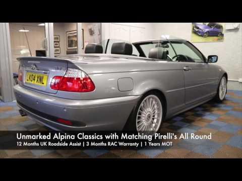 BMW Alpina B3 S Cabrio For Sale - James Glen Car Sales