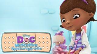 Genug Liebe - ♫ Songs von Doc McStuffins | Disney Junior Musik