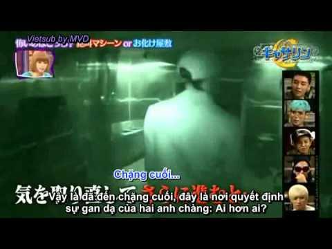MVD Big Bang goes to Theme Park and Ghost House Vietsub