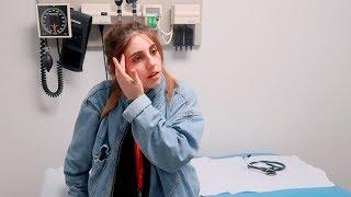 اصالة في المستشفى 😢